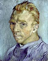 Van Gogh Self-Prtrait